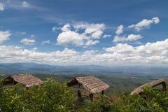 Landschaftscafé in Thailand Lizenzfreie Stockfotografie