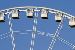 Landschaftsdetail des Riesenrads Lizenzfreies Stockfoto