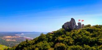 Landschaftsfoto von schönem lizenzfreie stockfotografie