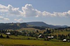 Landschaftsgroße Ansicht Lizenzfreie Stockbilder