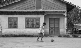 Landschaftshaus in Dalat, Vietnam Lizenzfreie Stockbilder