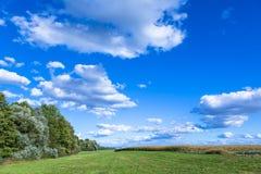 Landschaftshintergrund Lizenzfreie Stockfotos