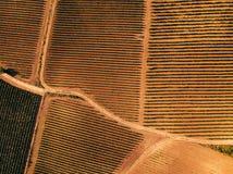 Landschaftslandschaft als abstrat Hintergrund Stockfotos
