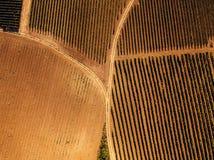 Landschaftslandschaft als abstrat Hintergrund Lizenzfreie Stockfotos