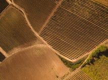 Landschaftslandschaft als abstrat Hintergrund Stockfotografie