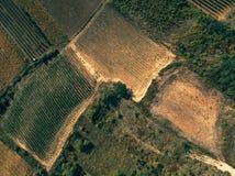 Landschaftslandschaft als abstrat Hintergrund Lizenzfreies Stockfoto