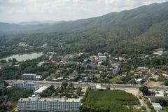 LANDSCHAFTSlandwirtschaft THAILANDS CHIANG MAI Lizenzfreie Stockfotos
