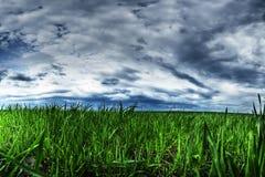 Landschaftspanorama stockfotos