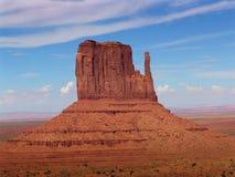 Landschaftspanoramische Ansicht UTAH - USA Stockbild