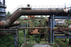 Landschaftspark Royalty Free Stock Photography