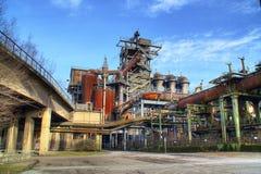 Landschaftspark Duisburg Fotografia Stock