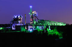 Landschaftspark Duisburg Nord Royalty Free Stock Images