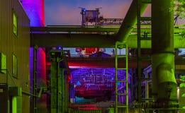 Landschaftspark Duisburg Nord Industrial Culture Germany Stock Photos