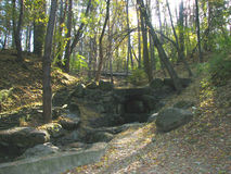 Landschaftspark Pinery Lizenzfreies Stockfoto