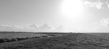 Landschaftsreizende Natur Stockfoto