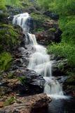 Landschaftwasserfall Lizenzfreie Stockfotos