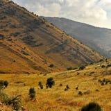 Landschap 01 van Libanon Stock Afbeelding