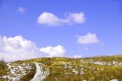 Landschap #1 Stock Foto
