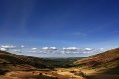Landschap 1 van de vallei Stock Foto