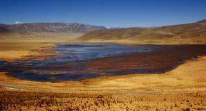 Landschap 2 van Ancash Stock Afbeelding