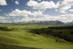 Landschap. Stock Foto