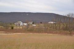 Landschap 0002 Stock Afbeeldingen