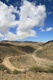 Landschap in Argentinië Stock Afbeeldingen