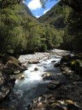 Landschap bij de Vallei van de Cascade Stock Afbeeldingen