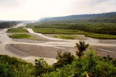 Landschap. De Andes Stock Fotografie