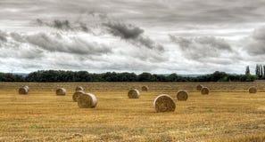 Landschap in Duitsland Royalty-vrije Stock Afbeeldingen