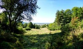 Landschap in Duitsland royalty-vrije stock foto's