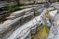 Landschap in Griekenland Royalty-vrije Stock Fotografie