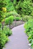 Landschap in het park van Koningin Elizabeth Royalty-vrije Stock Afbeelding