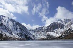 Landschap I van de winter Stock Afbeeldingen