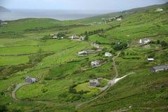 Landschap in Ierland Royalty-vrije Stock Foto's