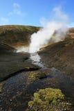 Landschap in IJsland Stock Afbeelding