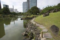 Landschap in Japan Royalty-vrije Stock Fotografie