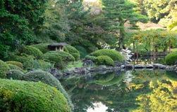 Landschap in Japan Royalty-vrije Stock Afbeelding