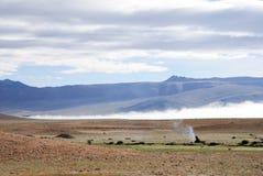 Landschap in Ladack Stock Foto