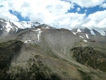 Landschap in ladakh-13 stock fotografie