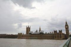 Landschap in Londen Stock Foto's