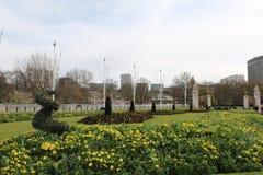 Landschap in Londen Royalty-vrije Stock Afbeeldingen