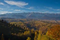 Landschap met berg Royalty-vrije Stock Fotografie