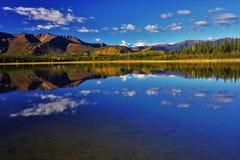 Landschap in Noord-Amerika stock afbeeldingen