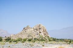 Landschap Oman Stock Fotografie