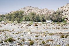Landschap Oman Stock Foto's