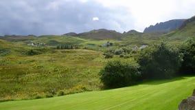 Landschap op het Eiland van Skye Royalty-vrije Stock Afbeelding