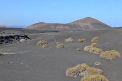 Landschap op Termesana-reis Stock Foto