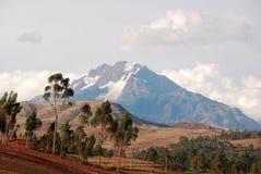 Landschap Peru Royalty-vrije Stock Foto