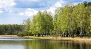 Landschap Rus Royalty-vrije Stock Afbeelding
